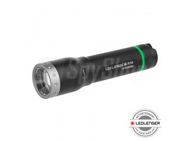 Latarka LED z trybem SOS dla GOPR, policji i służb - Ledlenser M7R