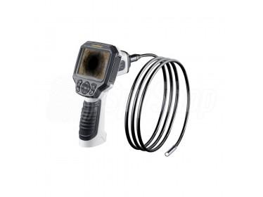 VideoScope Laserliner Plus - kamera inspekcyjna z 9 mm obiektywem
