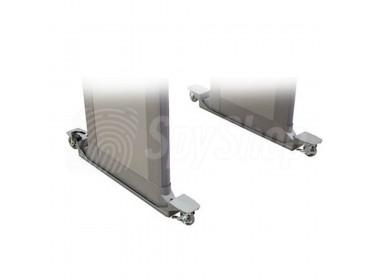 Platformy transportowe do bramki detekcyjnej Garrett PD 6500i