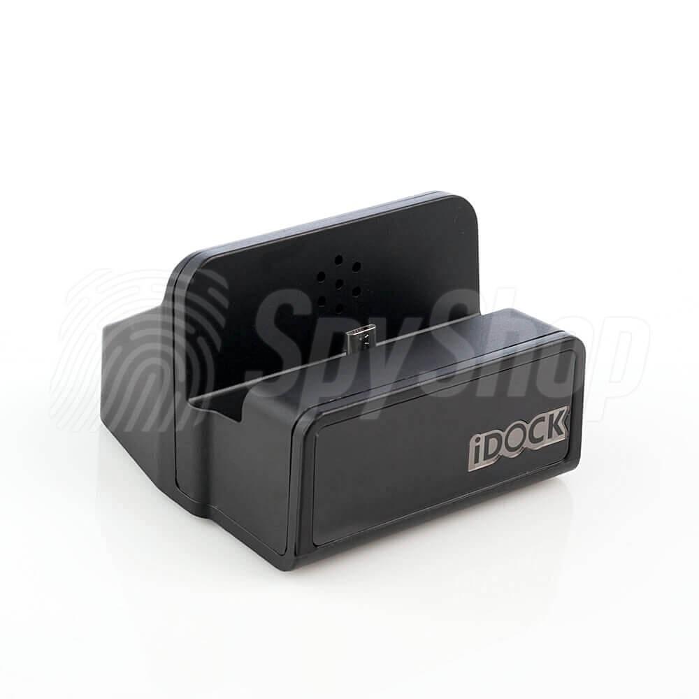 318882b8103270 Dyskretna kamera WiFi CDC-1080FHD ukryta w stacji dokującej iOS, Android ...