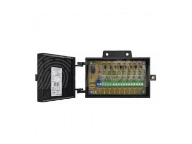 Moduł bezpiecznikowy pulsar AWZ592 LBC8/8X1A/PTC do systemów CCTV