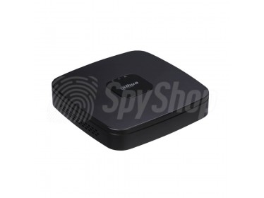 Rejestrator CCTV DHI-HCVR5104C-S3 do obsługi 4 kamer, materiał w jakości FullHD