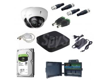 Zestaw Dahua HDCVI VF-27135-S3 do monitoringu niewielkich pomieszczeń