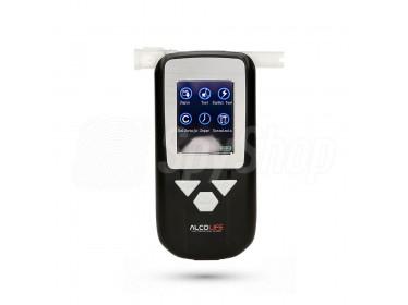 Dowodowy alkomat elektrochemiczny AlcoLife F5 PRO dla firm
