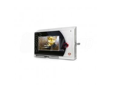 Stacjonarny alkomat barowy ADB z policyjnym sensorem i multimedialnym ekranem LCD
