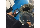 Kamera inspekcyjna z 10 m przewodem i ruchomą sondą Coantec M3-10
