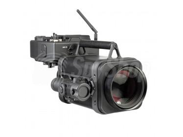 Fortis 33× zoom lornetka noktowizyjna z bezprzewodowym przesyłem obrazu i rejestratorem