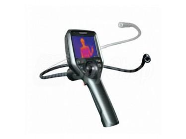 Termowizyjna kamera endoskopowa z sondą o zasięgu 1 m - Coantec RB