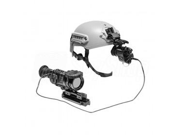 Zewnętrzny wyświetlacz AMOLED HMD-800 MOD do działań taktycznych