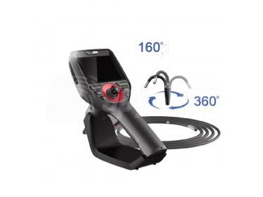 Techniczny endoskop Coantec C40 z sondą odporną na ciecze, smary i oleje
