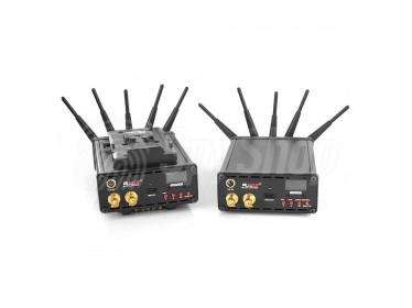 Bezprzewodowy system transmisji obrazu w zasięgu 120 m bez kompresji, bez strat- CamSat Black Link HD5