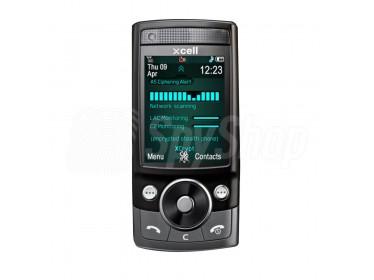 Bezpieczny telefon szyfrujący XCell z funkcją dynamicznego IMEI