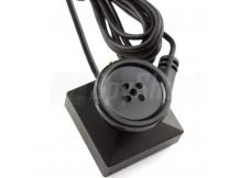 Mikro kamera BU‑18HD NEO z obiektywem ukrytym w guziku bądź śrubce