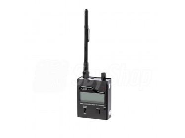 Wykrywacz podsłuchów analogowych, cyfrowych, telefonów Aceco SC-1 Plus