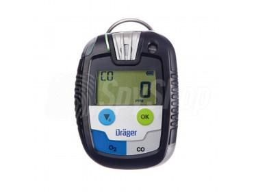 Dwugazowy, ręczny wykrywacz gazów Drager PAC 8500
