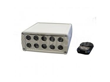 Generator szumu Komar SEL-310 do zabezpieczenia sal konferencyjnych