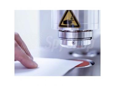 Bezpieczny papier - system zapobiegający wynoszeniu niejawnych dokumentów papierowych