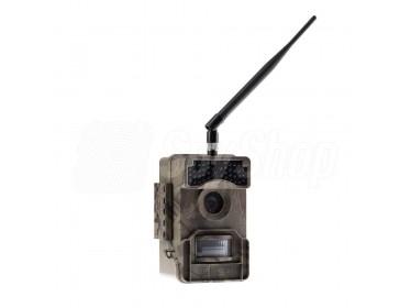 Szerokokątna, zewnętrzna kamera GSM 4G LTE wysyłająca filmy - LTL 6511WMG