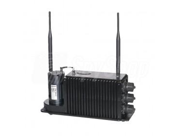 Bezprzewodowa transmisja wideo z kamer IP - CT-IP Mesh SDR 100 mW / 2W