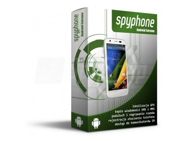 SpyPhone Android Extreme Lite - kopia zdjęć i wiadomości SMS