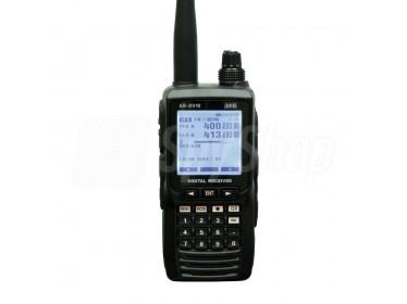 Szerokopasmowy odbiornik sygnałów analogowych i cyfrowych AOR AR-DV10
