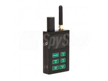 Wielopasmowy wykrywacz podsłuchów i transmisji radiowych ST-111