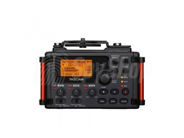Rejestrator audio Tascam DR-60DMK2 do pracy z lustrzanką