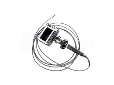 Kamera inspekcyjna z sondą 6 mm i 2-kierunkową artykulacją VEPsA Optec