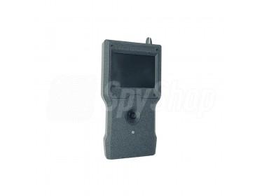 Wykrywacz podsłuchów cyfrowych i analogowych HS D-8000 PLUS