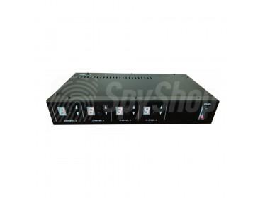 Ochrona przed inwigilacją - generator szumu wibroakustycznego SNHP-400