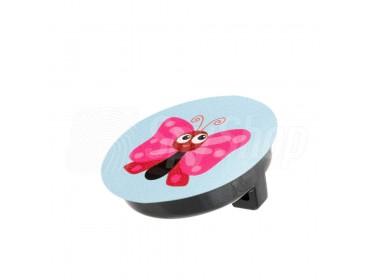 Dyktafon dla dziecka w przypince - MVR-403
