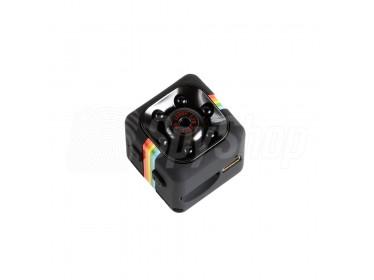 Mini kamera z czujnikiem ruchu do nagrywania w dzien i w nocy - SQ-11