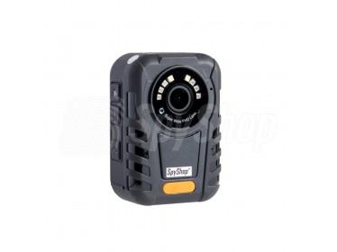Interwencyjna kamera nasobna do jawnej rejestracji - TV-8400