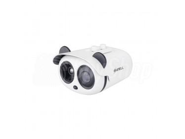 System CCTV do zdalnego pomiaru temperatury Sunell SN-T5