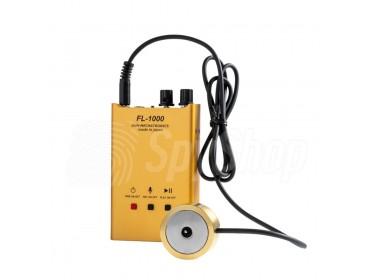 Podsłuch stetoskopowy z dyktafonem cyfrowym - FL1000