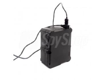 Profesjonalny dyktafon z łącznością przez WiFi Sting RW-1 dla służb