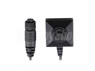 Miniaturowa kamera szpiegowska Lawmate CM-BU20LX ukryta w guziku