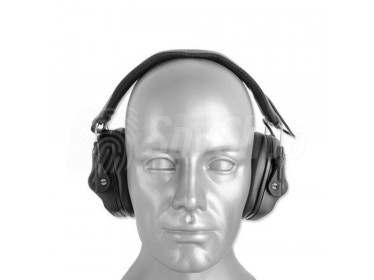 Aktywne ochronniki słuchu Earmor M31 z 3-poziomową regulacją głośności