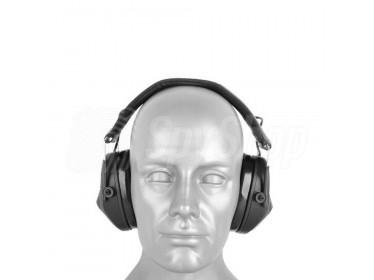 Elektroniczne ochronniki słuchu Earmor M30 – redukcja szkodliwych hałasów