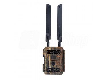 Fotopułapka B3 z modułem GSM i niewidocznym doświetleniem nocnym
