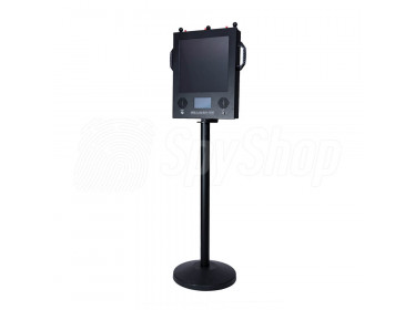 System wykrywania transmisji GSM, Bluetooth - WallHound-Pro