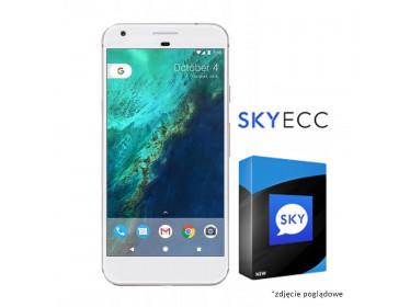 Program szyfrujący SkyECC do telefonów Google Pixel