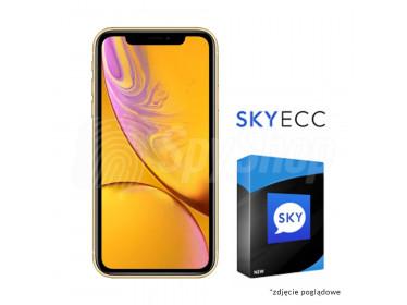 Oprogramowanie szyfrujące SkyECC na telefonach iPhone – ochrona wiadomości i plików