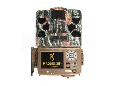 Fotopułapka Browning Patriot z dwoma obiektywami