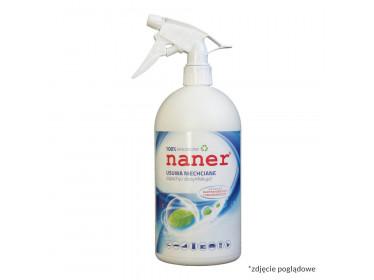 Płyn dezynfekujący NANER – neutralizacja zarazków i przykrych zapachów (COVID-19)