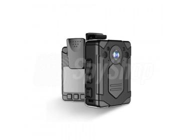 Kamera nasobna DMT9 dla policji i służby więziennej