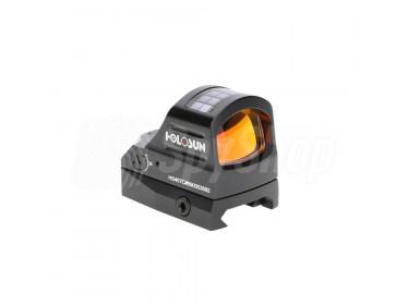 Celownik kolimatorowy Holosun HS407C Micro Red Dot z panelem solarnym