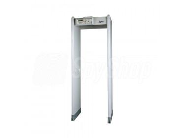 Bramka do wykrywania metali Ceia SMD601 Plus - ochrona zakładów jubilerskich i mennic