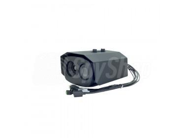 System monitorowania temperatury osób z detekcją twarzy - kamera Sunell SN-T5G-A