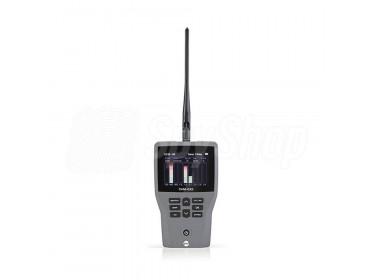 Wykrywacz telefonów, kamer i podsłuchów CAM-GX5 – detekcja 5G, Bluetooth i Wi-Fi